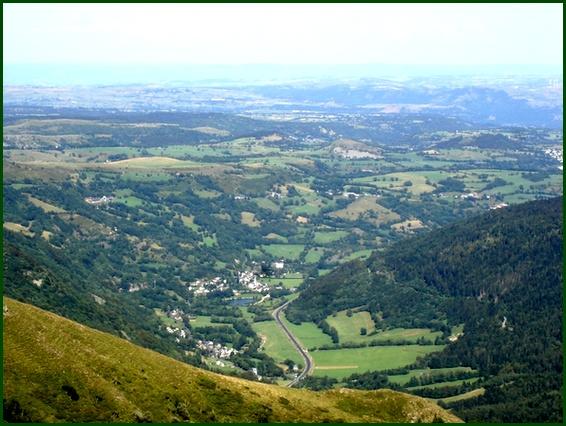 Vallée de l'Alagnon