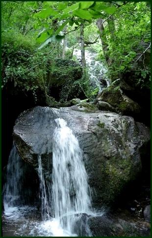 Cascade de Maleval
