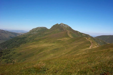 Sentier du Peyre Arse