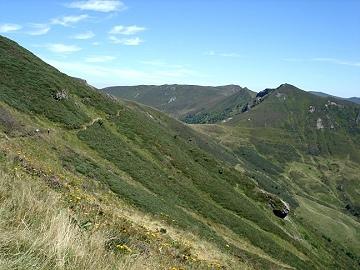 Sentier du col de Cabre