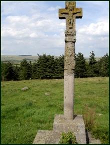 Croix en granit