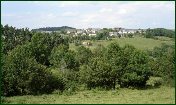 Hameau de Mouret