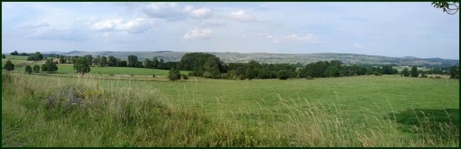 Panorama sur le Cézallier
