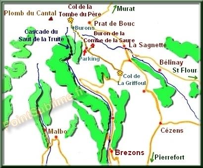Carte Prat de Bouc