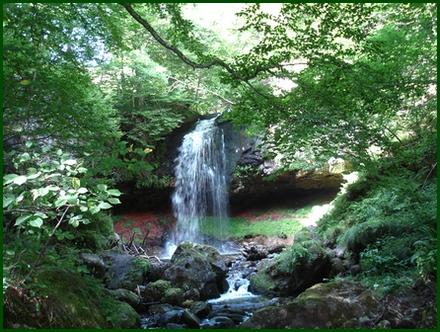 cascade du Capat
