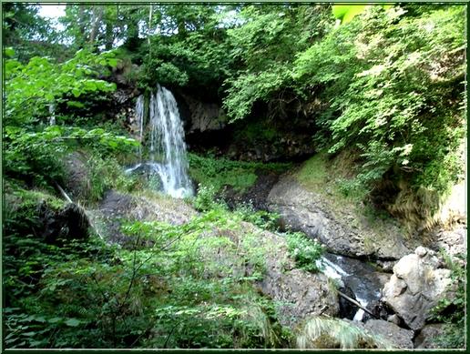 cascade de Narnhac