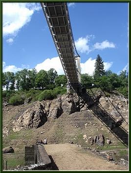pont vu de dessous