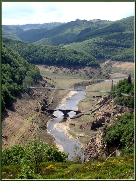les deux ponts de Tréboul