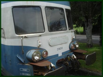 autorail 2908