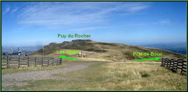 Puy du Rocher