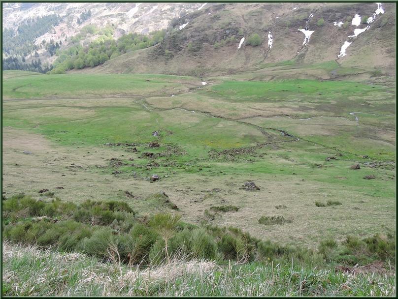 Le territoire des marmottes