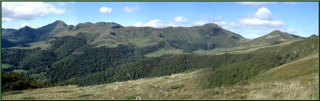 Monts du Cantal