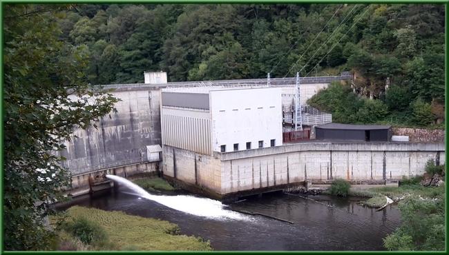 Barrage de Lanau