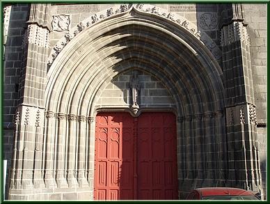 parvis cathédrale