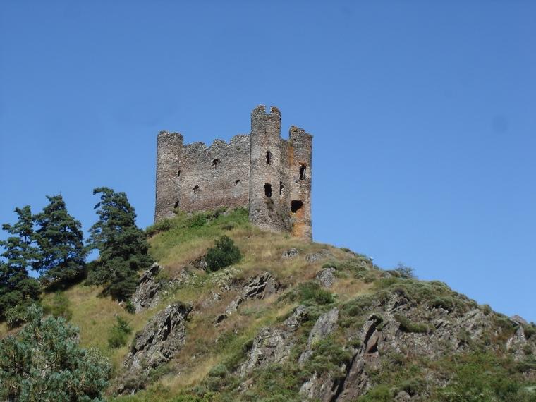 Ruines du château