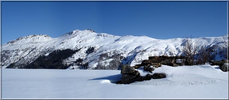 massif du Peyre Arse