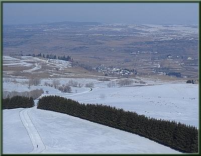 St Urcize en hiver