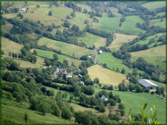 hameau de Lesmaronies